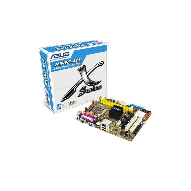 Placa Mãe Asus P5GC-MX Socket LGA 775 DDR2