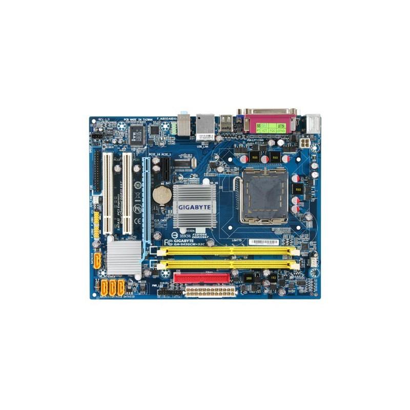 Placa Mãe Gigabyte GA-945GCM-S2C socket LGA 775 DDR2