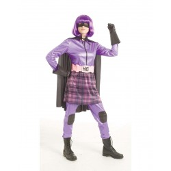 Fantasia Feminina Hit Girl do filme Kick Ass Festa