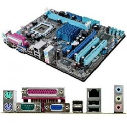 Placa Mãe Asus P5G41T-M LX2/BR Socket LGA 775 DDR3
