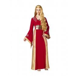 Cersei Lannister Game Of Thrones Traje Feminino para Festa a Fantasia