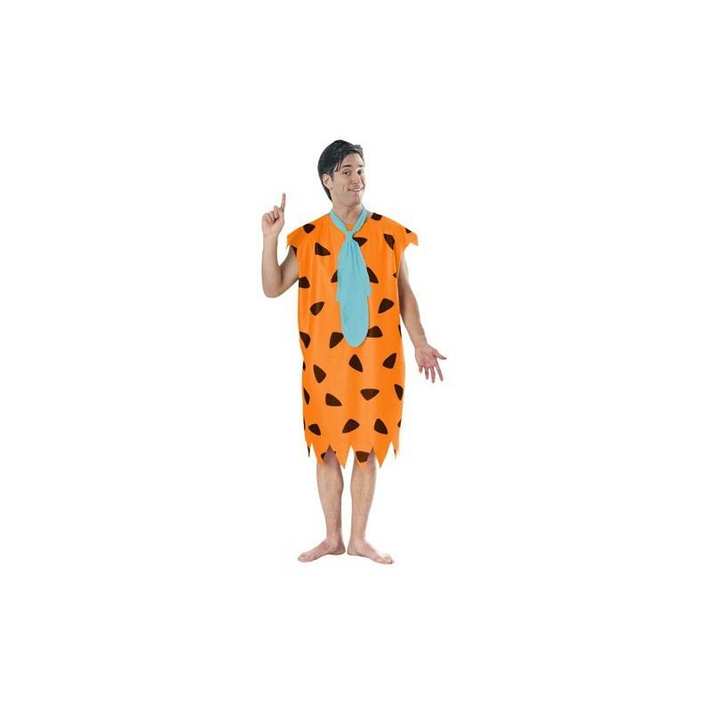 Fred Flintstone Os Flintstones Fantasia Masculina Halloween Carnaval