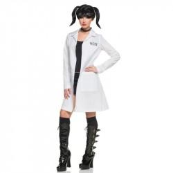 Abby da Série NCIS Fantasia Feminina Halloween Carnaval