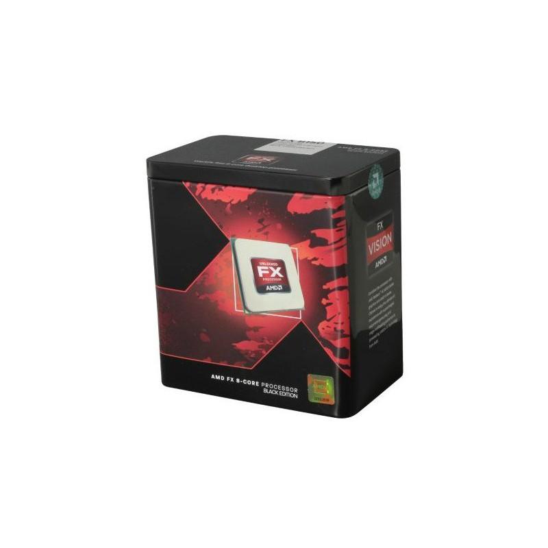 Processador AMD Bulldozer FX-8150 8 núcleos Octa Core