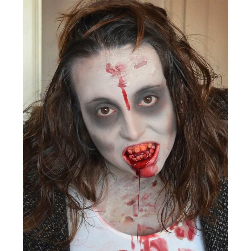 Como Fazer uma Maquiagem de Zumbi?
