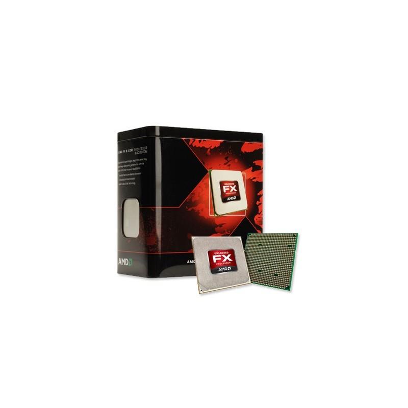 Processador Gamer AMD Bulldozer FX-8120 8 núcleos Octa Core  3.1GHz