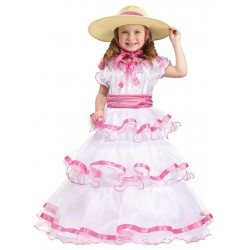 Sinhazinha da Fazenda Fantasia Infantil Meninas Halloween Carnaval