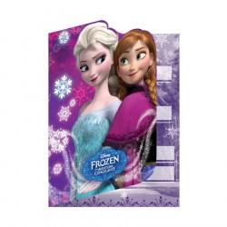 Convite Pequeno Frozen para Festa de Aniversário Infantil 24un