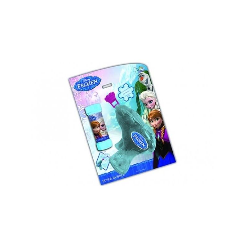 Super Pistola Bolha de Sabão Frozen para Festa de Aniversário Infantil