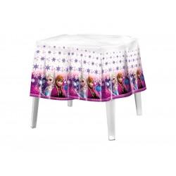 Toalha Plástica Frozen para Festa de Aniversário Infantil