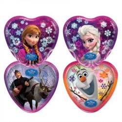 Pratinhos de Bolo Frozen para Festa de Aniversário Infantil 4un