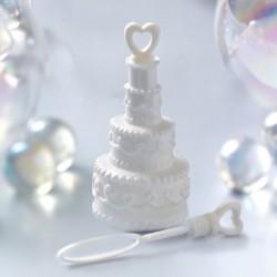 Bolha de Sabão Bolinho para Casamento Lembrancinha