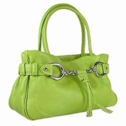 Bolsa de Mão Feminina Frame Verde Abacate