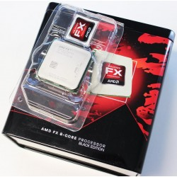 Processador Gamer AMD Vishera FX-8350 4.0GHz 8 Núcleos Octa Core