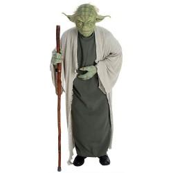 Fantasia Mestre Yoda Star Wars Adulto Masculino