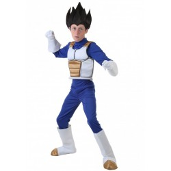 Fantasia Vegeta Dragon Ball Z Infantil Meninos