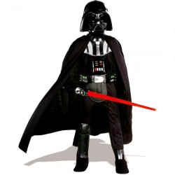 Fantasia Darth Vader Star Wars Infantil Meninos