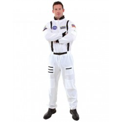Fantasia Astronauta Masculina Adulto