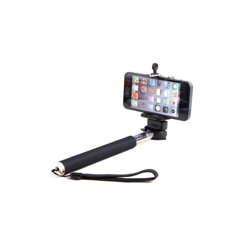 Bastão para Selfie Com Controle Smartphone Galaxy Moto G Iphone