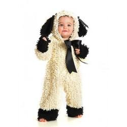Fantasia Ovelha Carneiro Infantil Halloween