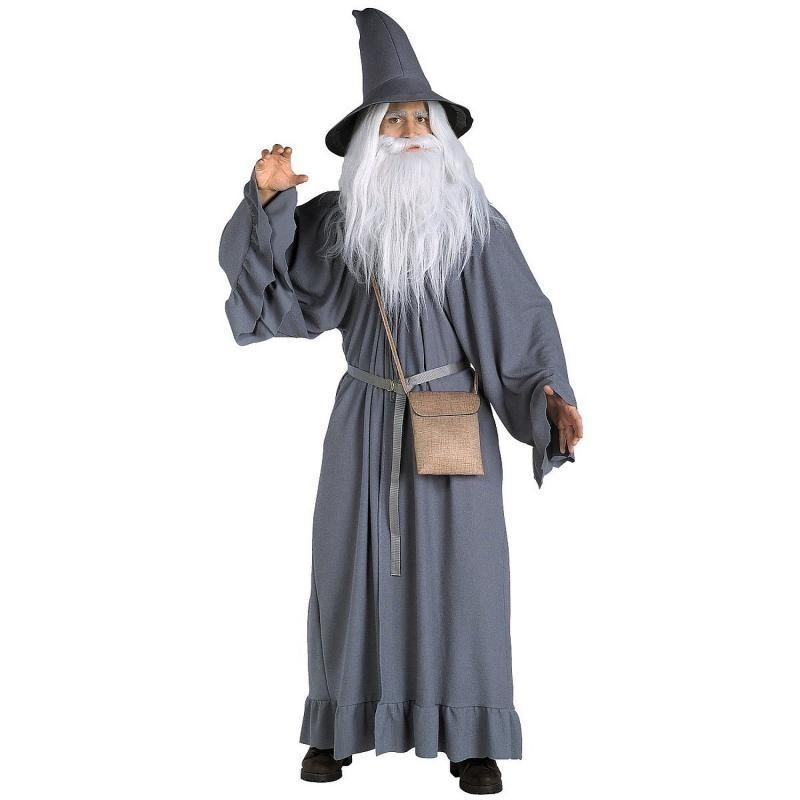 Fantasia Gandalf o Cinzento Adulto Masculino