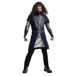 Fantasia Thorin O Hobbit Adulto Masculino Cosplay