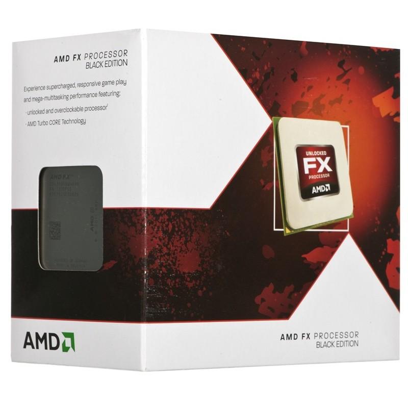 Processador AMD Bulldozer FX-4170 4.2GHz Quad Core 4 núcleos