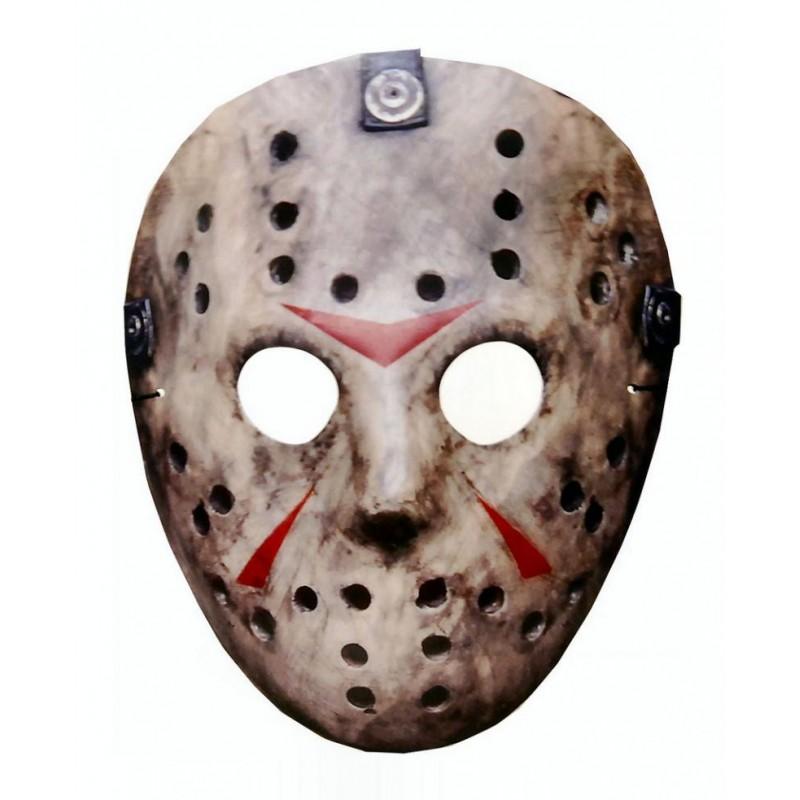 Máscara Jason Sexta Feira 13 Festa Carnaval Halloween