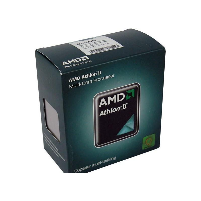 Processador AMD Athlon II X2 265 3.3GHz AM3 Dual Core 2 núcleos