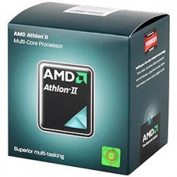 Processador AMD Athlon II X3 460 3.4GHz Triple Core 3 núcleos socket AM3