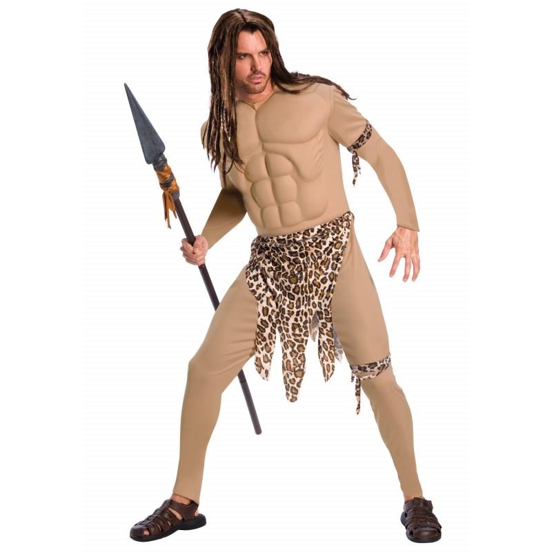 Fantasia Masculina Minotauro da Mitologia Grega Carnaval Halloween