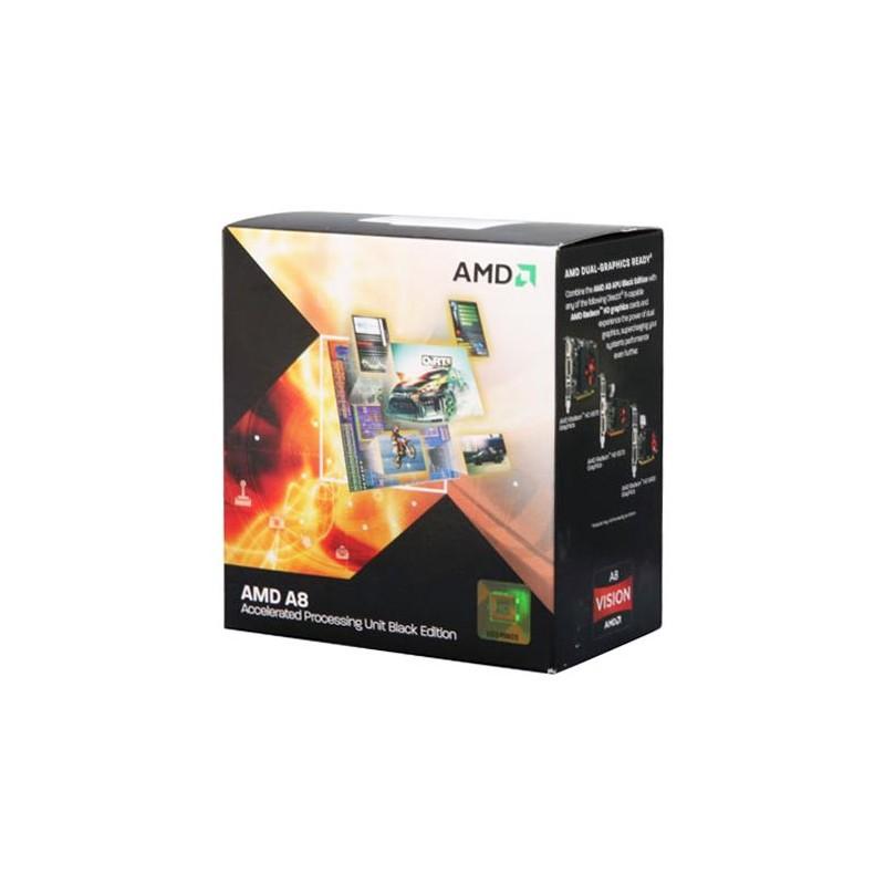 Processador AMD A8-Series A8-3870K 3.0GHz Socket FM1