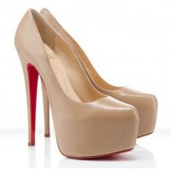 Sapato Feminino Plataforma Salta Alto Agulha Rosa Coral