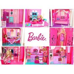 Casa dos Sonhos da Barbie - Mattel