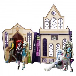 Escola Monster High - Mattel