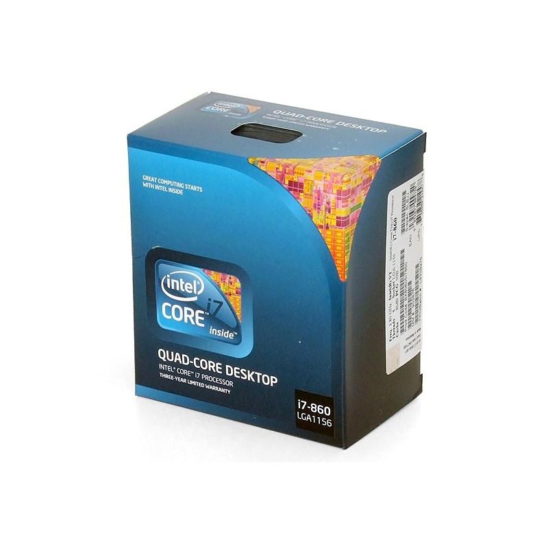 Processador Intel Core i7 860 2.8GHz socket LGA 1156 Quad Core