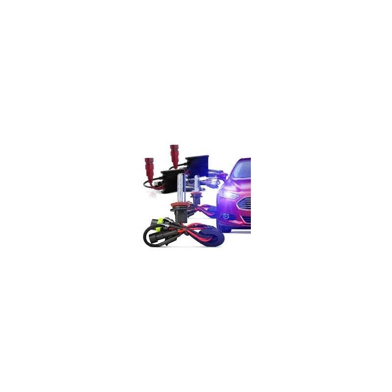 Kit Xenon Lampada 6000k ou 8000k H1 H3 H7 H11 H13 HB3 HB4 HB5 H4-2