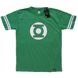 Camiseta Geek Lanterna Verde Sheldon Cooper The Big Bang Theory