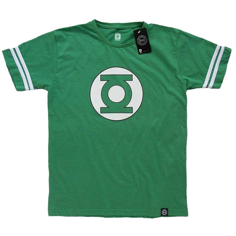 Camiseta Geek Lanterna Verde Sheldon Cooper The Big Bang Theory