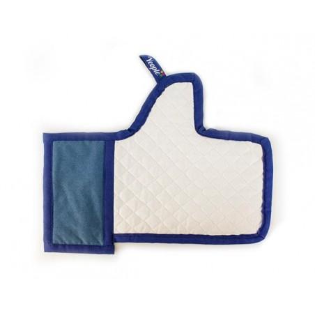 Luva de Cozinha Curtir Facebook Criativa e Divertida