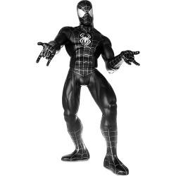 Boneco Marvel Homem Aranha Preto Gigante 55 cm