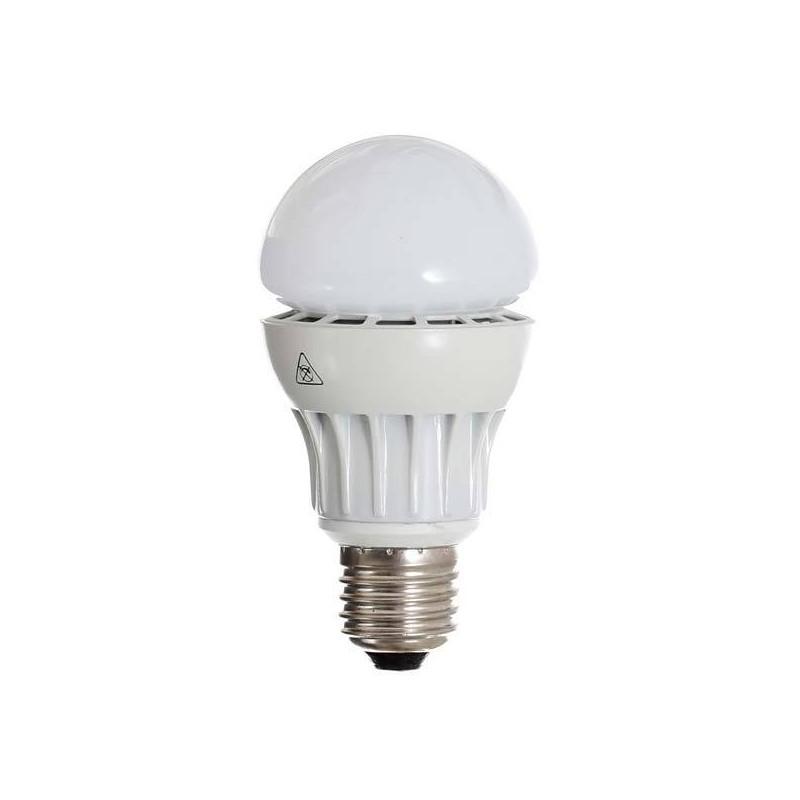Lâmpada LED Ourolux Bulbo 7W Amarela Bivolt