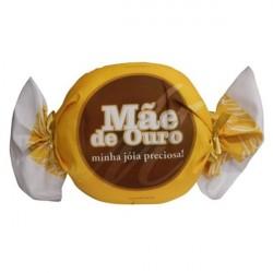 Almofada Personalizada Mãe de Ouro Presente Dia das Mães
