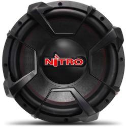 "Subwoofer 12"" Spyder Nitro G4 - 700 Watts RMS - Impedância: 2 + 2 Ohms"