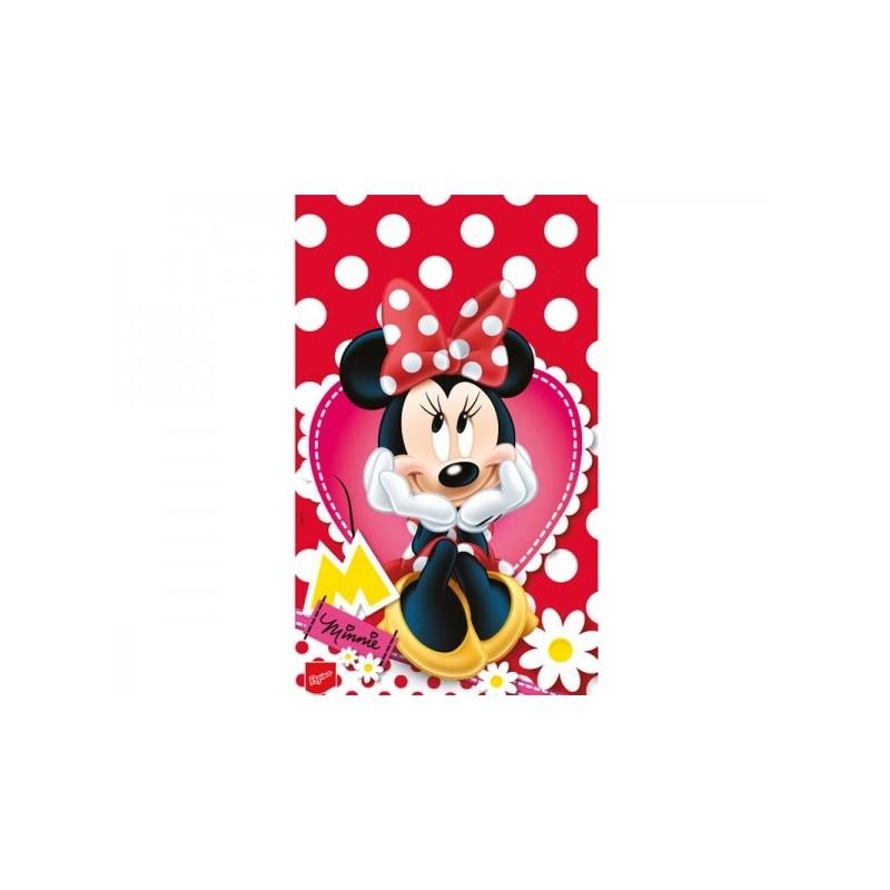 Sacola Minnie Plástica para Lembrancinha Festa Infantil