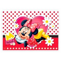 Painel de Parede Minnie Decoração Festa Infantil
