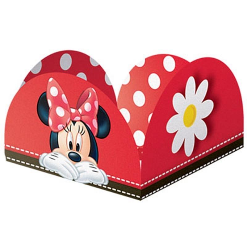 Forminha para Doces Minnie Festa Infantil