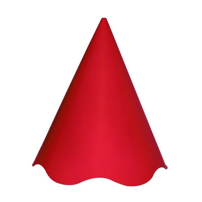 Chapeuzinho de Festa Vermelho