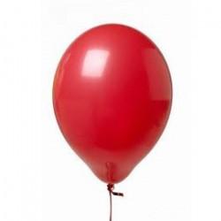Balão Bexiga de Festa Vermelha