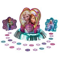 Kit Decoração de para Festa Infantil Tema Frozen
